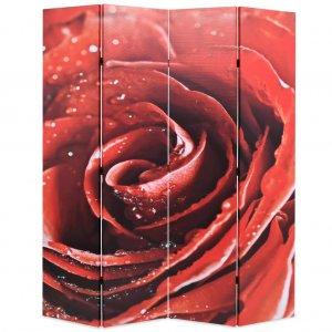 Διαχωριστικό Δωματίου Τριαντάφυλλο Κόκκινο 160 x 170 ε