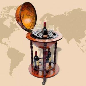 Μπαρ Υδρόγειος / Κάβα για Κρασιά από Ξύλο