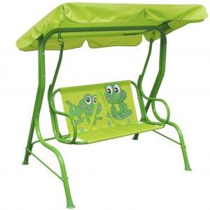 Κούνια Παιδική Πράσινη