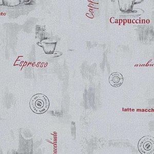 Non Woven Ρολά Ταπετσαρίας Σχέδιο Καφέ 2 τεμ. Λευκά 0,53x10 μ.