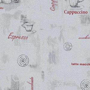 Non Woven Ρολά Ταπετσαρίας Σχέδιο Καφέ 4 τεμ. Λευκά 0,53x10 μ.
