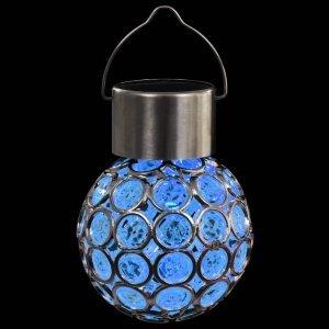 Φωτιστικά Ηλιακά Κρεμαστά LED RGB 8 τεμ.