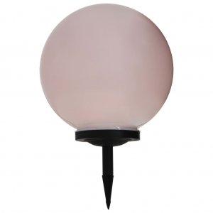 Φωτιστικό Μπάλα Εξωτερικού Χώρου Ηλιακό LED 40 εκ. RGB