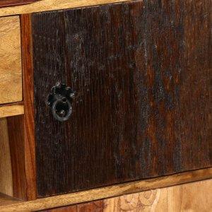 Ντουλάπι 115 x 30 x 80 εκ. Από μασίφ ξύλο sheesham