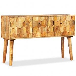 Μπουφές 118 x 35 x 75 εκ. Από μασίφ ξύλο μάνγκο
