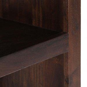 Ραφιέρα & έπιπλο tv 40 x 30 x 110 εκ. Από μασίφ ξύλο ακακίας