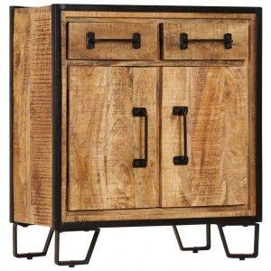 Ντουλάπι με συρτάρια 65 x 30 x 70 εκ. Από μασίφ ξύλο μάνγκο